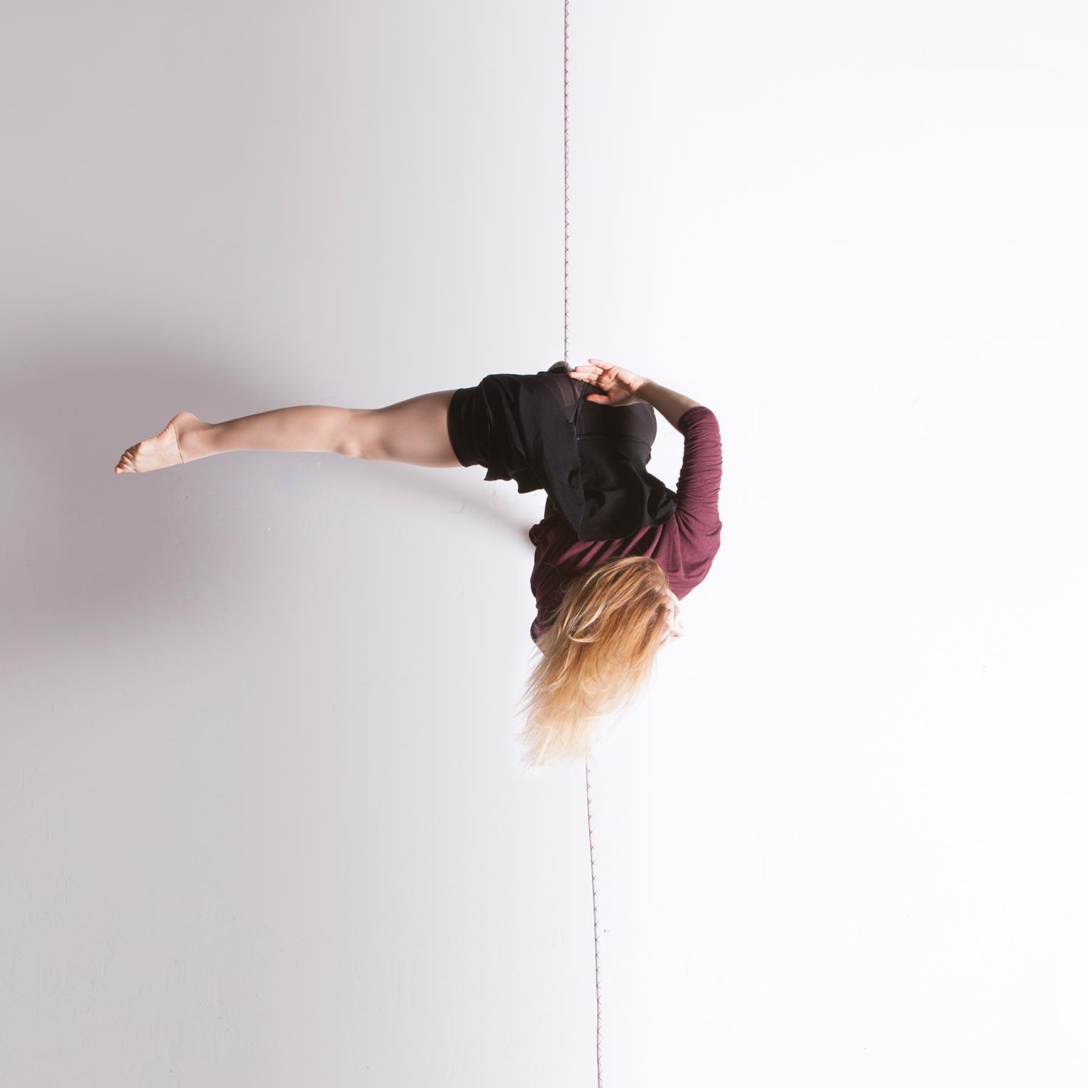 Iniciación a la Danza Vertical